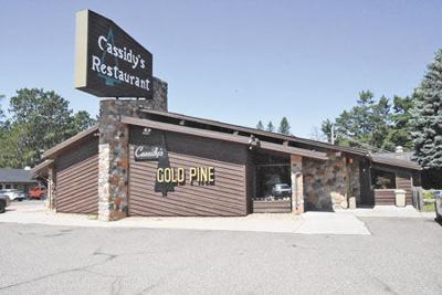 Cassidy's Restaurant says farewell