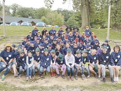 Girl Scouts fill weekend with learning, fun