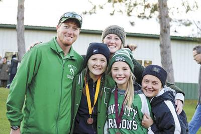 Steele, Johnson speed to State for Dragons