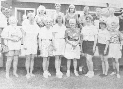 Reinhart, Savage win 1994 golf invite