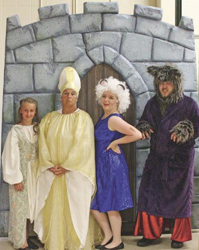 Local performers excited to share 'Shrek: The Musical'