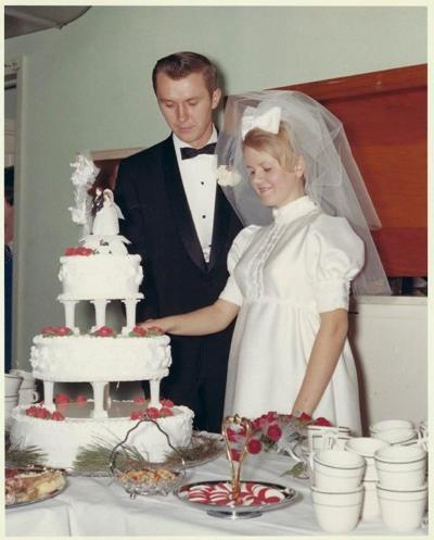 Happy 50th Anniversary Dennis and Dzid on Dec. 6.  From Keith