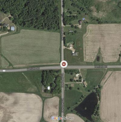 Fatal crash on County Road 11