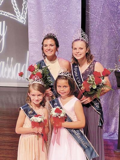 New Pine City Ambassadors crowned on July 7