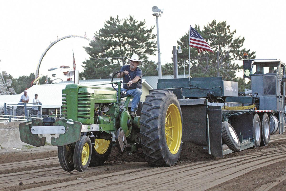 Tractor Pull results 2019 | Sports | pinecitymn com