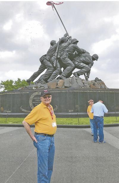 Veteran thrilled to take Honor Flight