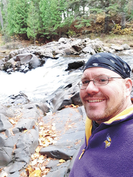 Ennen's path takes him back to Pine City
