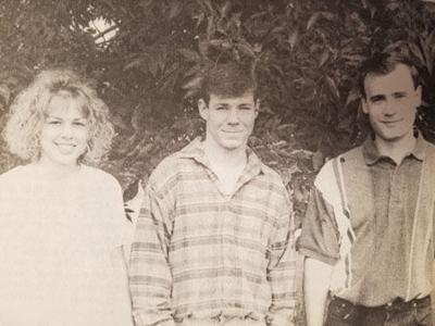 Years Ago: PCEA awards scholarships