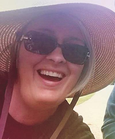 Pine County Master Gardener Tara Johnson