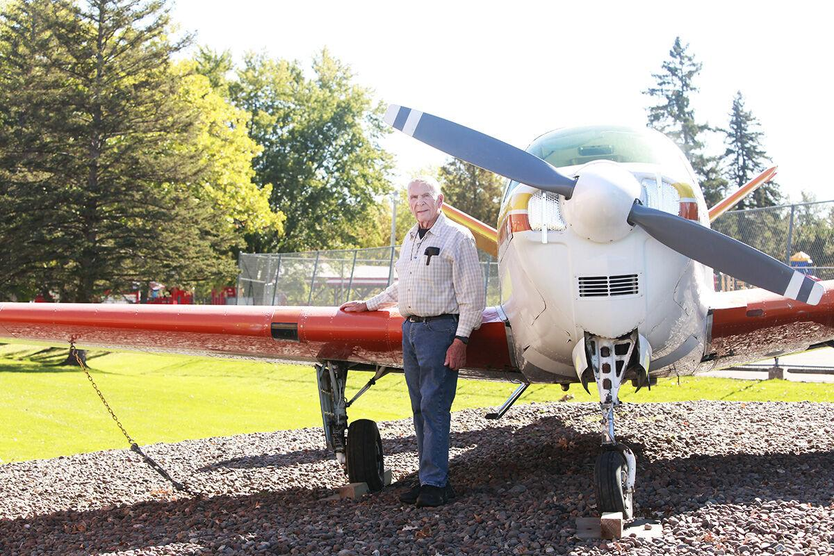 Single engine plane donated to historical museum