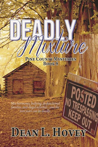 Hovey stirs up new Pine County mystery