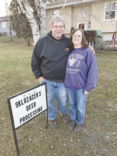 Skluzaceks give up deer processing after 30 years
