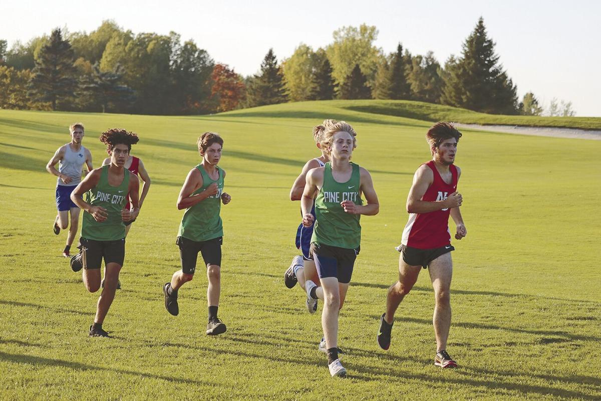Dragons Cross Country