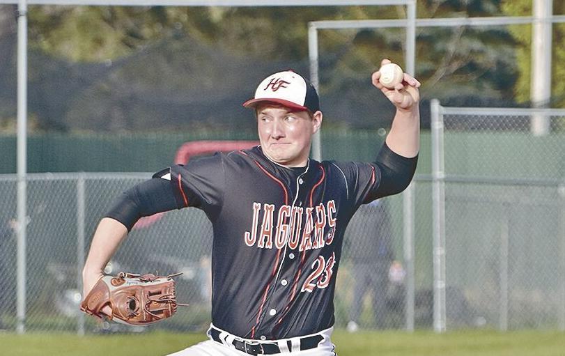 Jags JV baseball hold 4-0 record