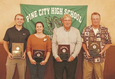 2020 and 2021 Dragon Hall of Fame athletes recognized