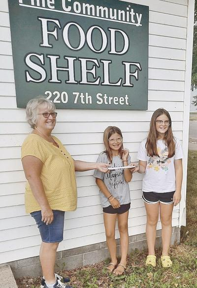 Lemon-aide sellers offers sweet support