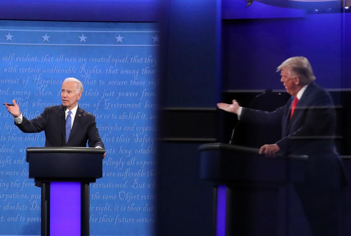 Final presidential debate covers COVID-19 vaccine, racism and healthcare