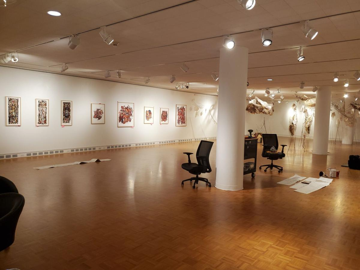Gray Gallery to welcome MFA Thesis Exhibition
