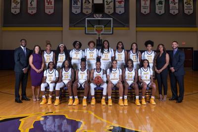 ECU women's basketball team
