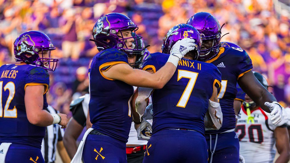 Pirate football looks ahead to games three and four
