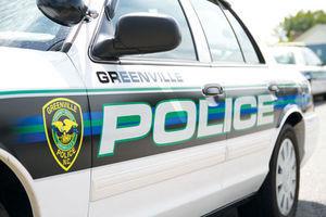 Greenville Police Car