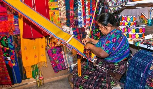 Thats Mayan makes a difference through quality, handmade products