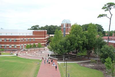 ECU campus BOT