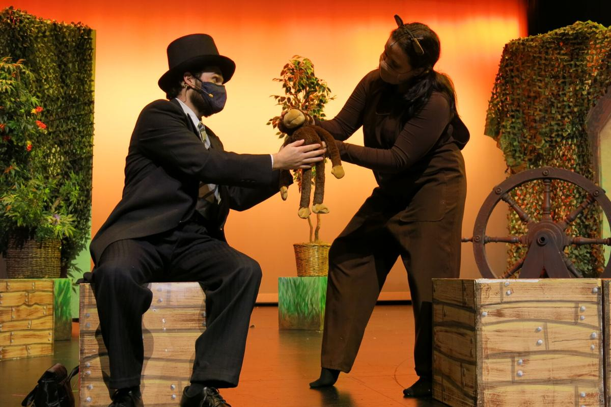ECU storybook theatre produces 'Dr. Dolittle' play for local children