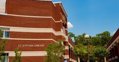 ECU Joyner Library