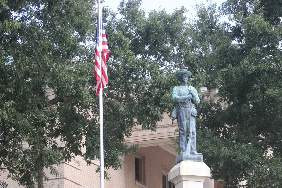 Committee decides on Confederate monument relocation