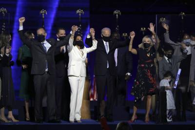 Biden-Harris celebration