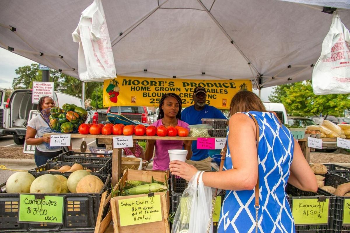 Umbrella Market returns for the summer, seeks normalcy