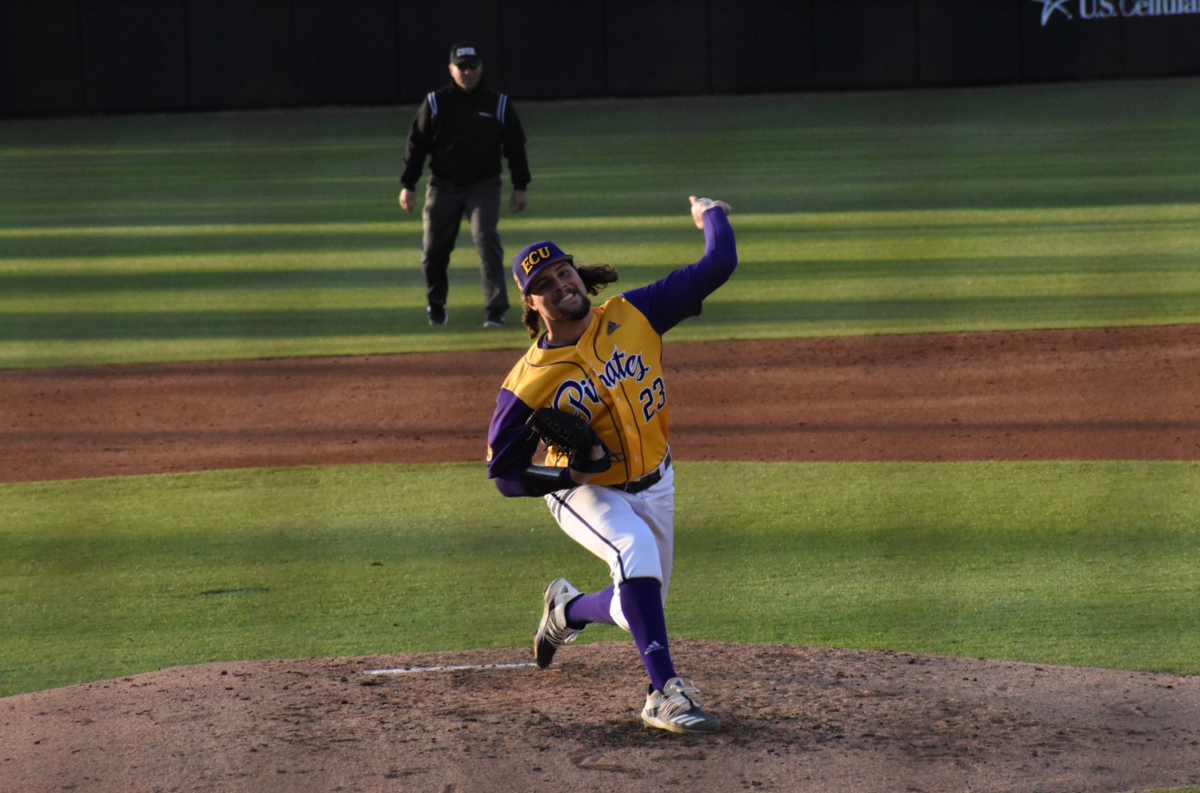 ECU baseball continues to exhibit academic excellence