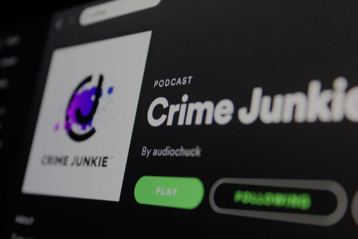Podcast junkie
