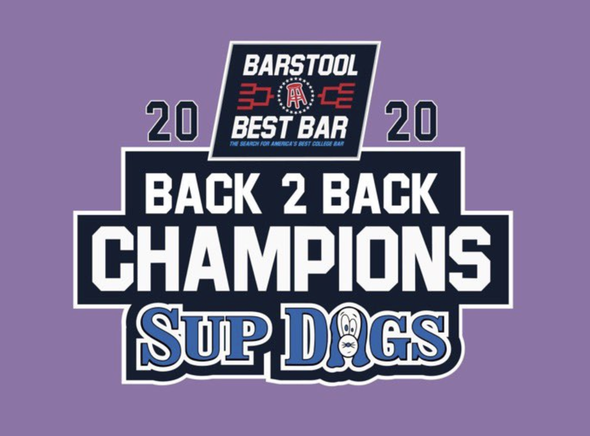 Sup Dogs Wins 2020 Barstool Best Bar 2 Years Strong Arts Entertainment Piratemedia1 Com