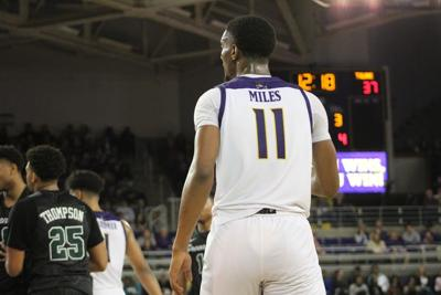 J.J. Miles against Tulane - 2019/2020