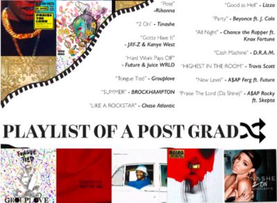 Playlist of a Post-Grad