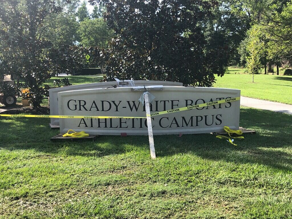 Grady-White gives ECU biggest donation in athletics history