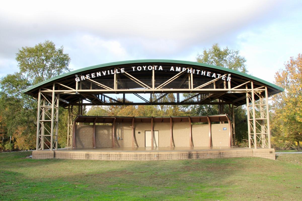 Amphitheater to host November Drum Jam