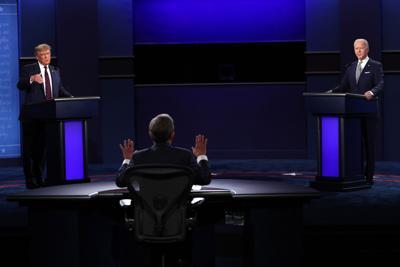 2020 Presidential Debate 1