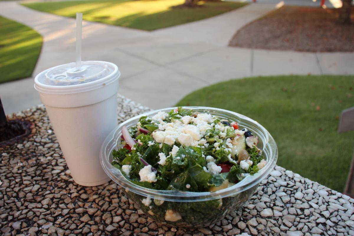 Greek Escape Salad