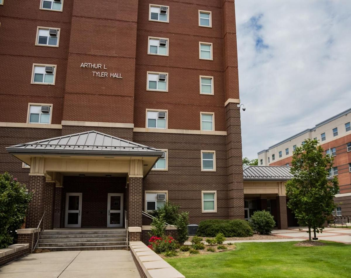 Tyler Residence Hall room catches fire, GoFundMe created for student