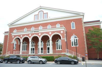 Wright Auditorium