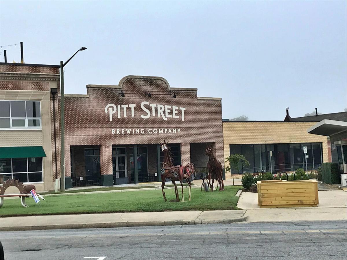 Pitt Street Brewing Co