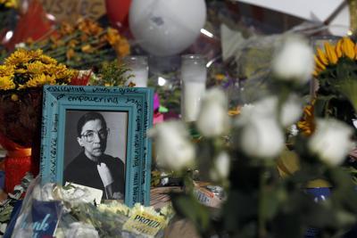 Ginsburg Tribute