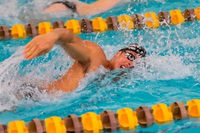 ECU Swimmer