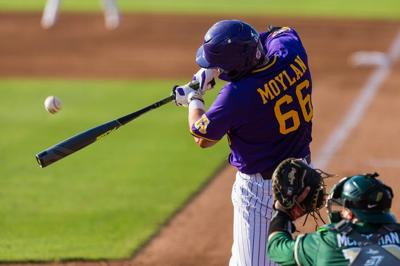 Freshman catcher Josh Moylan