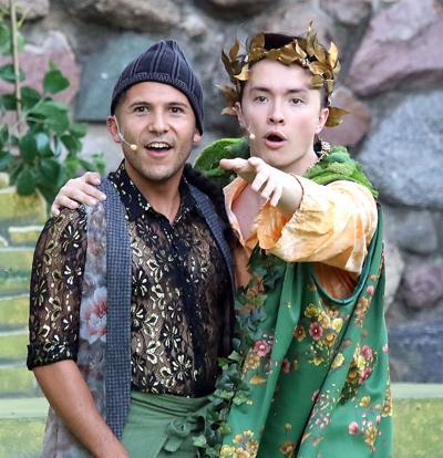 Shakespeare Actors