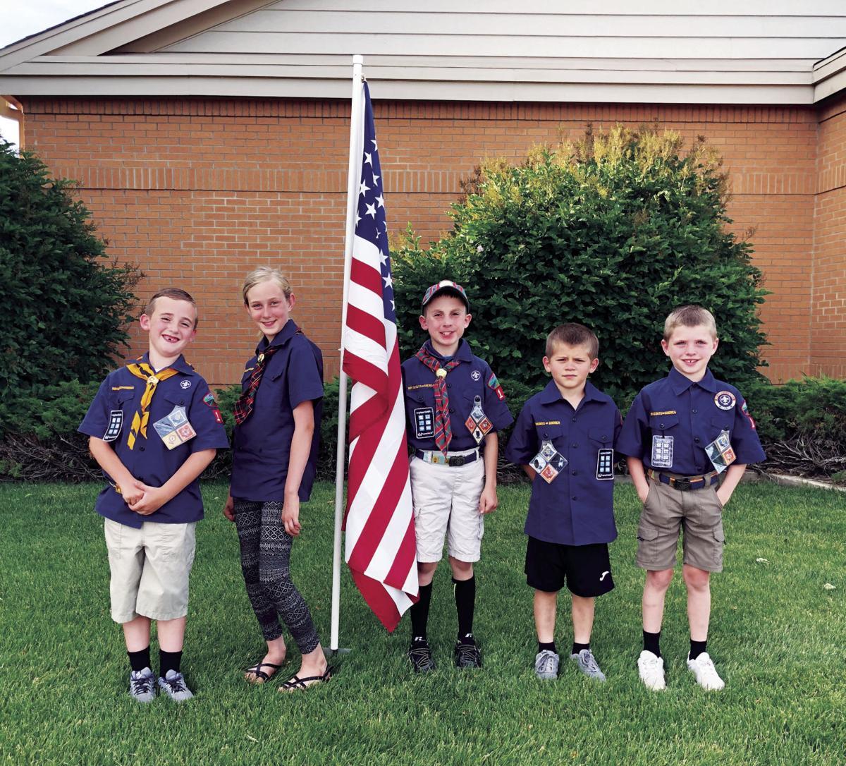 Cub Scout Pack 165