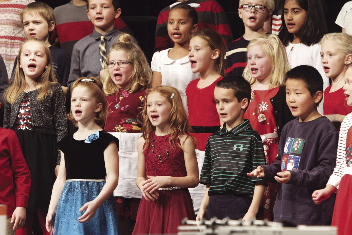Second Grade Singers